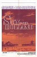 """Sky Over Holland - 11"""" x 17"""""""