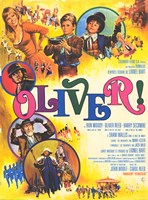 """Oliver Lionel Bart - 11"""" x 17"""""""