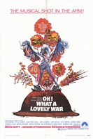 """Oh! What a Lovely War - 11"""" x 17"""" - $15.49"""