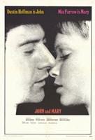 """John and Mary - 11"""" x 17"""""""