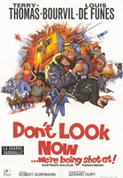 """Don't Look Now We're Being Shot At - 11"""" x 17"""" - $15.49"""
