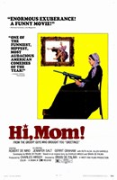 "Hi Mom! - 11"" x 17"" - $15.49"