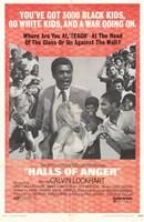 "Halls of Anger - 11"" x 17"""