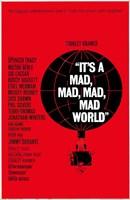 "It's a Mad Mad Mad Mad World - 11"" x 17"""