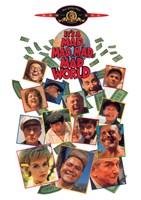 "It's a Mad Mad Mad Mad World Cast - 11"" x 17"""