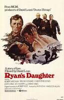 """Ryan's Daughter David Lean - 11"""" x 17"""""""