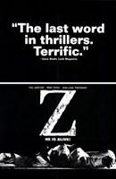 """Z Yves Montano - 11"""" x 17"""", FulcrumGallery.com brand"""
