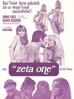 "Zeta One - 11"" x 17"", FulcrumGallery.com brand"
