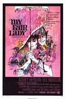 """My Fair Lady - 11"""" x 17"""""""