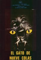 "Cat o' Nine Tails - 11"" x 17"""