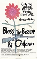 """Bless the Beasts and Children Movie - 11"""" x 17"""""""