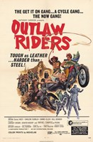 """Outlaw Riders - 11"""" x 17"""""""