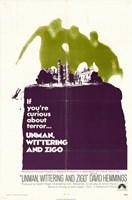 """Wittering and Zigo Unman - 11"""" x 17"""""""