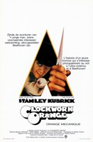 "A Clockwork Orange - 11"" x 17"""