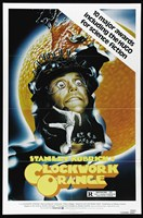 "A Clockwork Orange Crazy - 11"" x 17"""