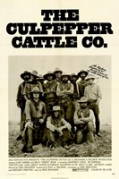 "Culpepper Cattle Company - 11"" x 17"""