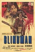 """Blindman - 11"""" x 17"""""""
