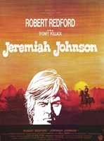Jeremiah Johnson - Desert Fine Art Print