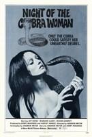 "Night of the Cobra Woman - 11"" x 17"""