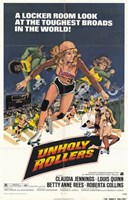 """Unholy Rollers - 11"""" x 17"""", FulcrumGallery.com brand"""