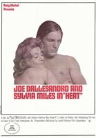 "Heat Joe Dallesandro & Silvia Miles - 11"" x 17"" - $15.49"