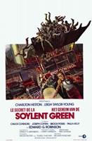 "Soylent Green Charlton Heston - 11"" x 17"", FulcrumGallery.com brand"