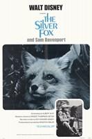 "Silver Fox and Sam Davenport - 11"" x 17"" - $15.49"