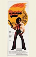 """Cleopatra Jones - style C, 1973, 1973 - 11"""" x 17"""""""