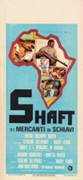 """Shaft in Africa Continent - 11"""" x 17"""" - $15.49"""