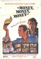 """Money Money Money - 11"""" x 17"""""""