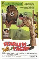 "Fearless Fagan - 11"" x 17"" - $15.49"