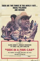 "Ride in a Pink Car - 11"" x 17"", FulcrumGallery.com brand"