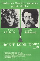 """Don't Look Now - 11"""" x 17"""" - $15.49"""