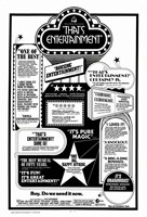 That's Entertainment Fine Art Print