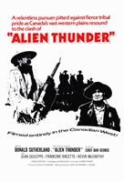 """Alien Thunder - 11"""" x 17"""" - $15.49"""