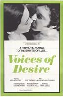 """Voices of Desire - 11"""" x 17"""""""