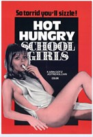 "Hot Hungry School Girls - 11"" x 17"""