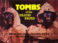 """Tombs of the Blind Dead - 17"""" x 11"""""""