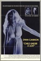 "Child Under a Leaf - 11"" x 17"""