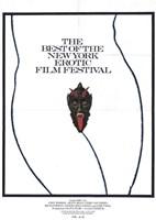 Best of New York Erotic Film Festival Fine Art Print