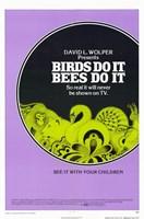 "Birds Do It, Bees Do It - 11"" x 17"" - $15.49"