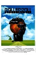 "Rollerball - James Caan - 11"" x 17"""