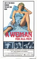 """Woman For All Men - 11"""" x 17"""""""
