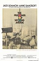 """Prisoner of Second Avenue - 11"""" x 17"""""""