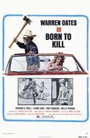 """Born To Kill Warren Oates - 11"""" x 17"""""""