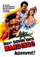 "Mandingo Movie German - 11"" x 17"""