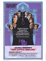 """Ten Little Indians - 11"""" x 17"""""""