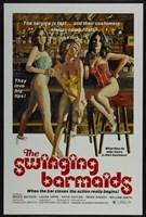 "Swinging Barmaids - 11"" x 17"""