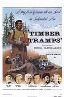 """Timber Tramps - 11"""" x 17"""""""