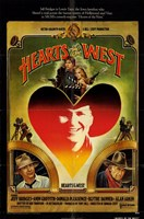 """Hearts of the West - 11"""" x 17"""""""